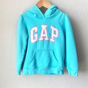 Gap girls blue sweatshirt - 5t